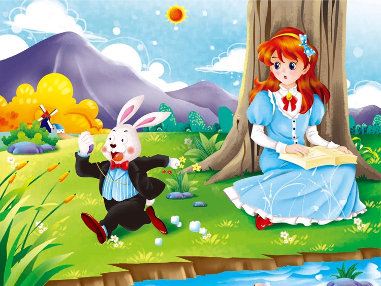 10 Classic Fairy Tales Interactive Books screenshot-1