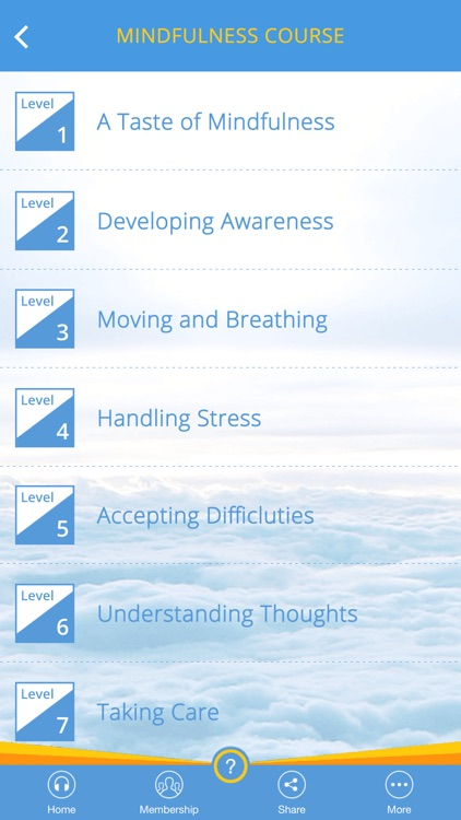 Quility: Mindfulness meditation for mothers screenshot-4