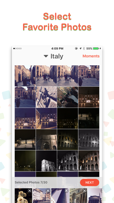 MUVI - Turn your photos into a fun video Screenshot