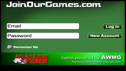 Join Our Games Poker screenshot one