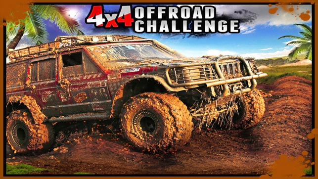 4X4 Off Road >> 4x4 Offroad Challenge 3d Maximum Hill Climb Car App Store Da