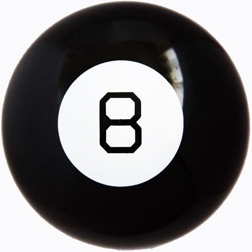 Magic B Ball (magic generic billiard ball)
