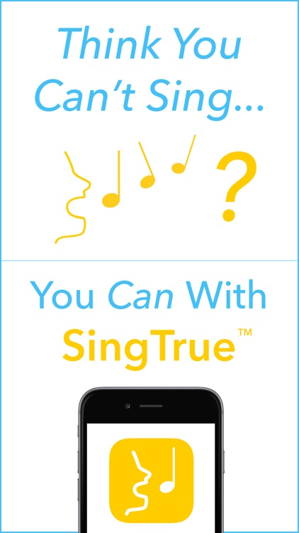 SingTrue: Learn to sing in tune, pitch perfect screenshot-0