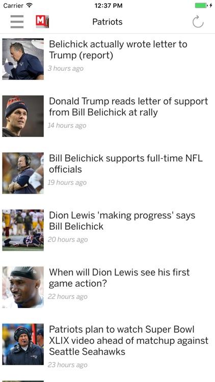 New England Patriots News