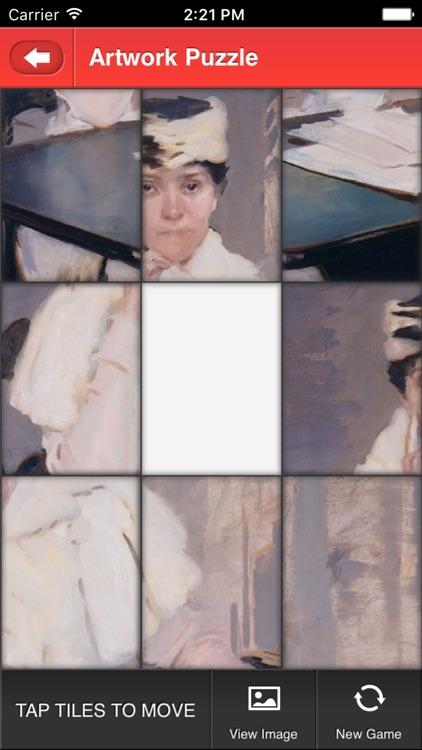 Memphis Brooks Museum of Art Mobile Application screenshot-3