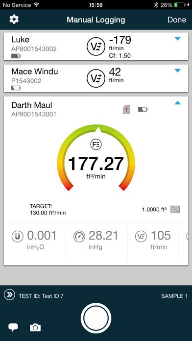 AirPro Mobile screenshot two