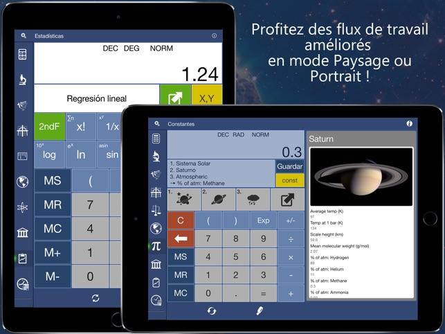 Calc Pro HD - Calculadora iPad en App Store