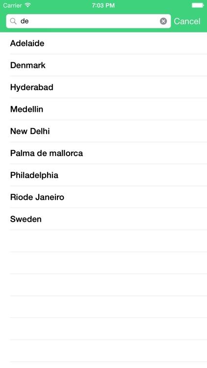 Global Metro screenshot-4