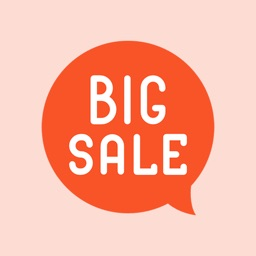 Black Friday Stickers - Biggest sale of the year