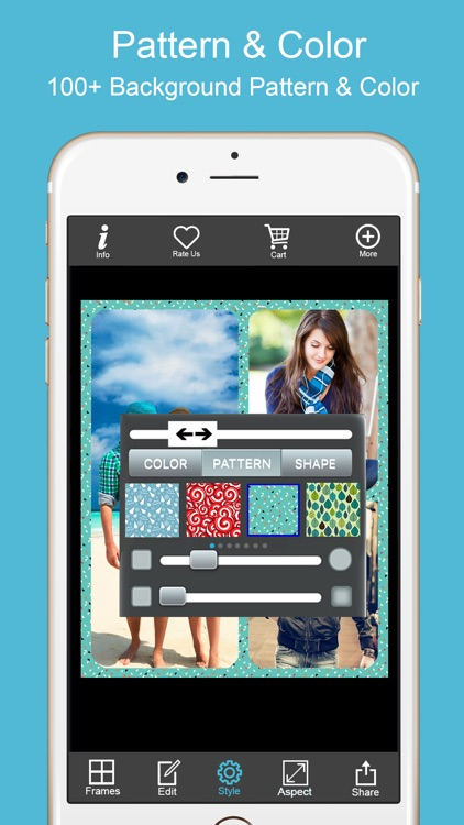 Collaging - Pic Collage Maker by Odyssey Apps Ltd.
