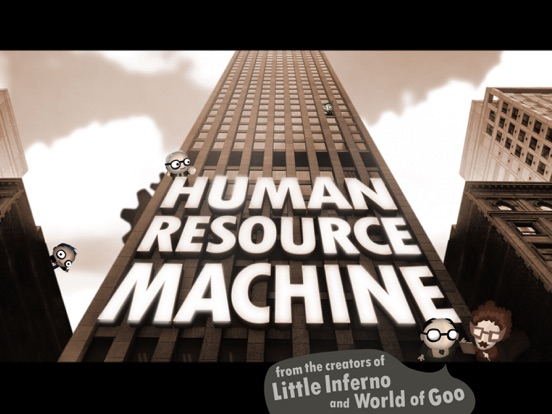 Screenshot #1 for Human Resource Machine