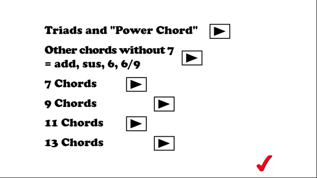 Chords Chords And More Chords Pro On The App Store