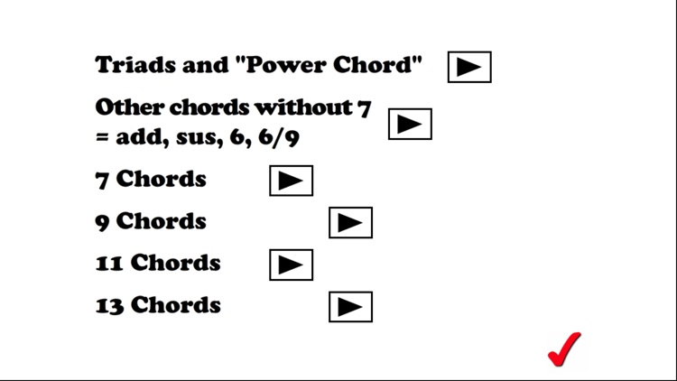 Chords, chords and more chords PRO