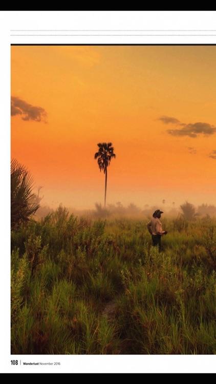 Wanderlust Travel Magazine screenshot-3