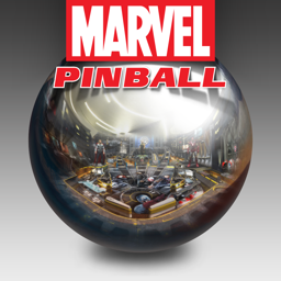 Ícone do app Marvel Pinball
