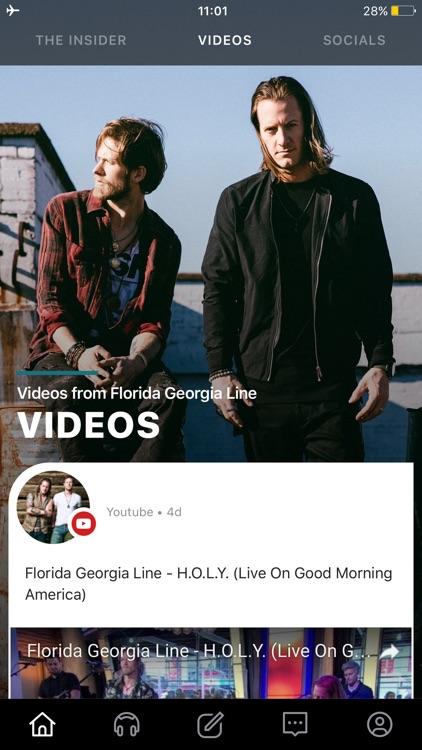 Florida Georgia Line: OFFICIAL screenshot-3