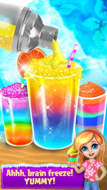 Frozen Food Maker Game screenshot-3