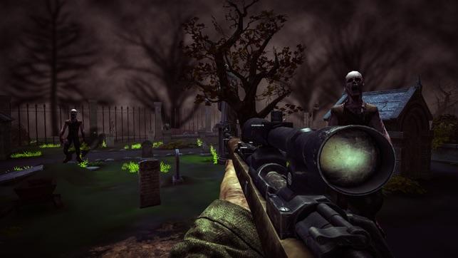 fe9036e4e4dc Evil Zombie-VR Shooting Games 17+. Horror Virtual Reality Game
