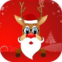 Make Santa Claus - Father Christmas Photo Editor
