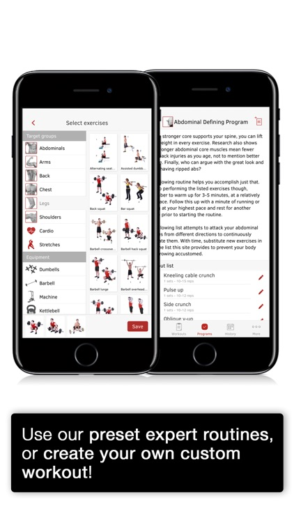 Full Fitness : Exercise Workout Trainer screenshot-2