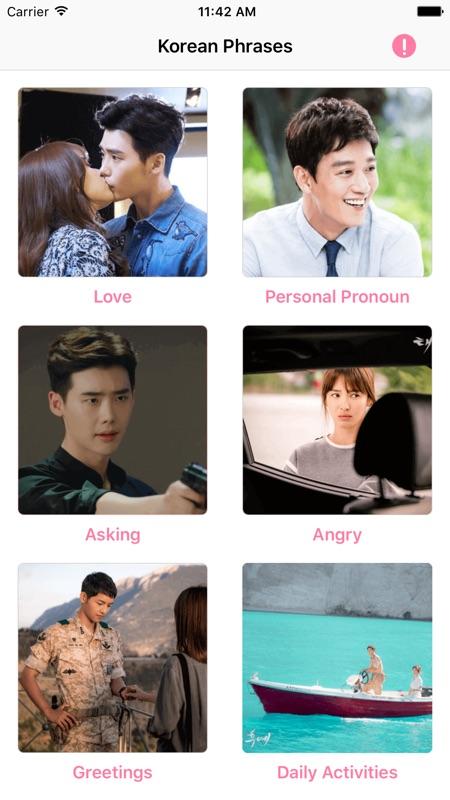Korean Phrase Pro- Watch Korean Drama Learn Korean - Online