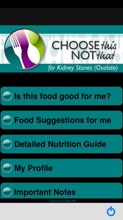 Kidney Stones (Oxalate) screenshot-4