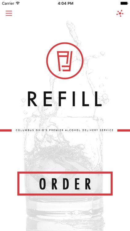 Refill: On Demand Delivery