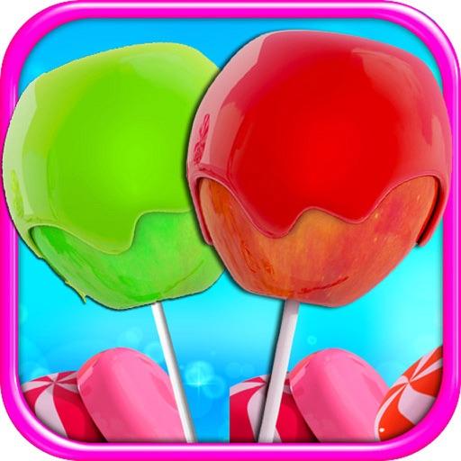 Candy Apples - Kids Dessert Food Maker Games FREE
