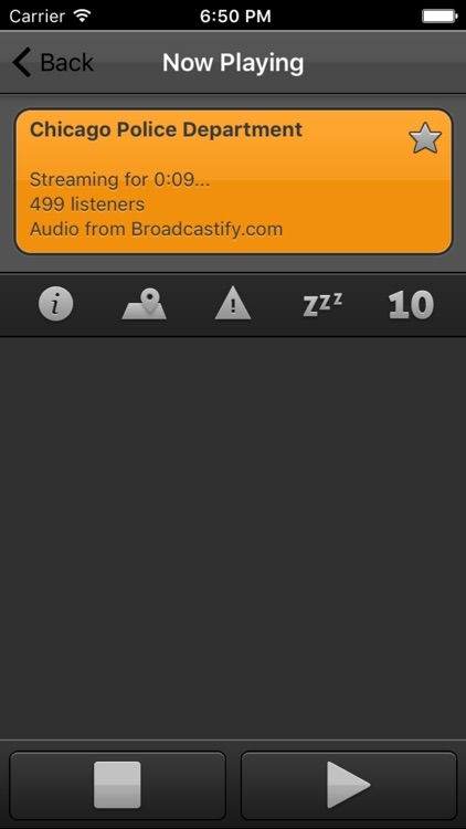 Scanner Radio Deluxe screenshot-2