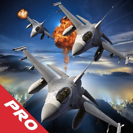 Aircraft Combat Race Extended Pro - Amazing Speed In The Clouds