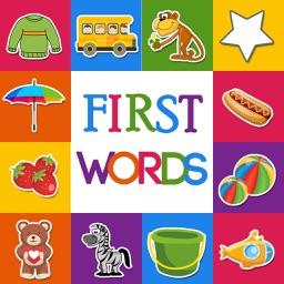 First Words Baby Games - Preschool Kids Game