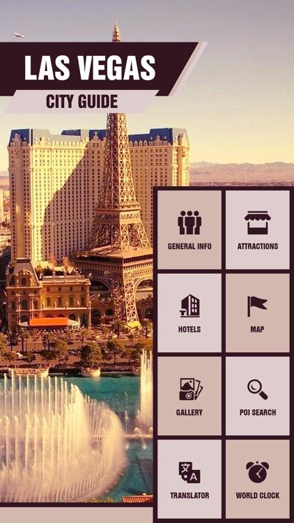 Las Vegas Tourism Guide