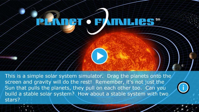 Planet Families on the App Store
