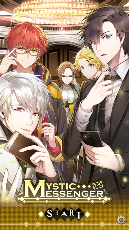 Mystic Messenger screenshot-0