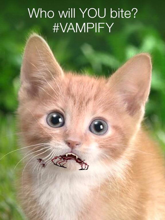 Vampify - Turn into a Vampire Screenshots