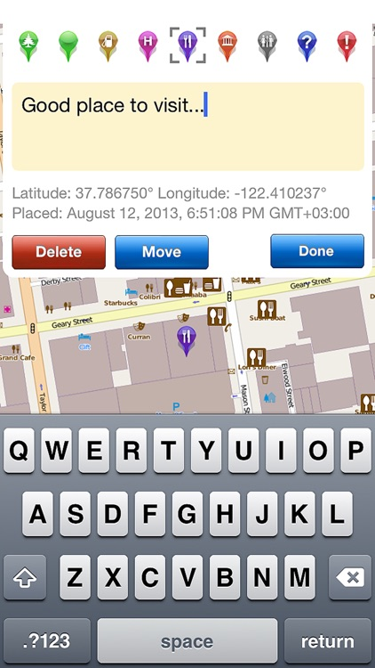 Offline Map & GPS Navigator screenshot-2