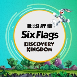 The Best App for Six Flags Discovery Kingdom