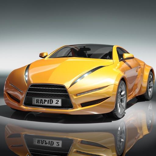 Rapid 2: Fast Track Car Racing