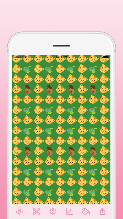 Pattern Wallpaper Maker IPhone IPad