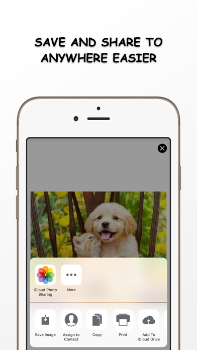 Photo Resizer - Resize and Filter your image Free screenshot four