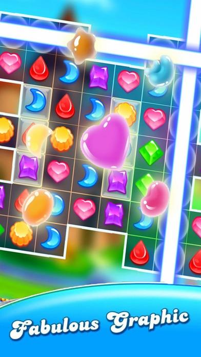 Quest Candy Fresh - Mania Legend screenshot three