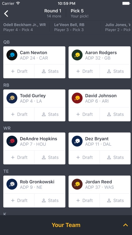BallHawk: Fantasy Football Companion screenshot-4