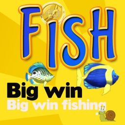 Big win deep sea fishing game : catch the little fish game for kids