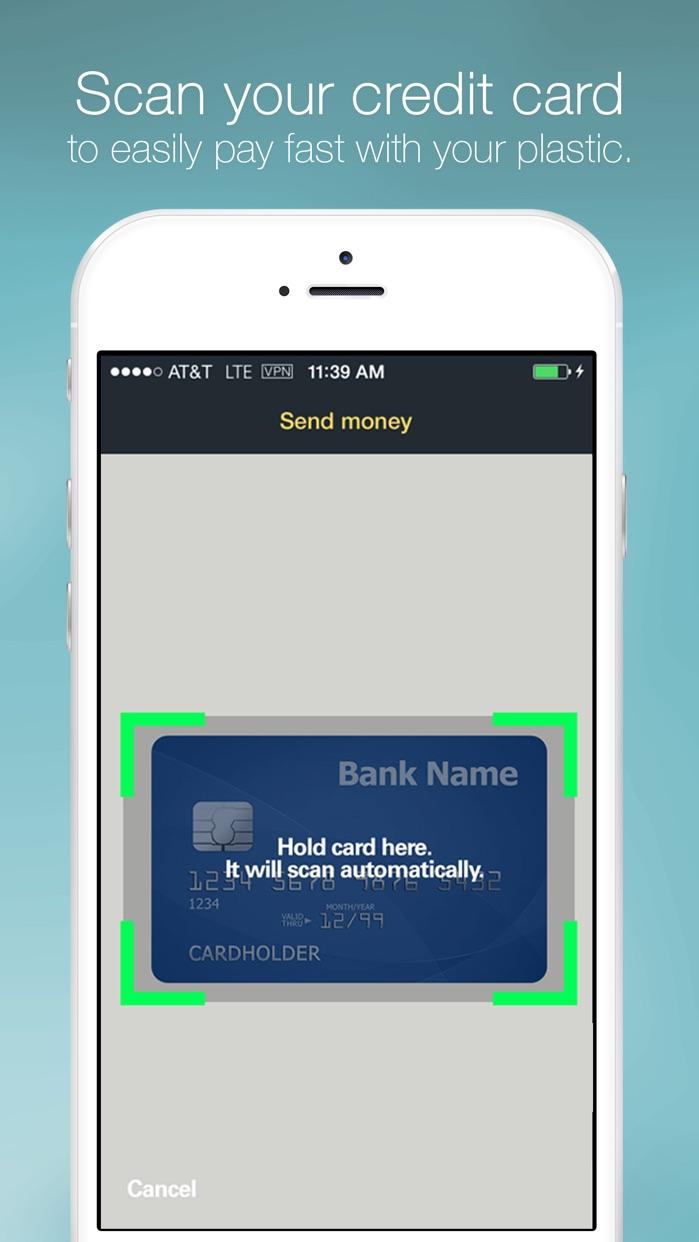 Money Transfer WesternUnion US Screenshot