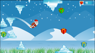 Flying Santa Claus - Christmas Gifts screenshot two