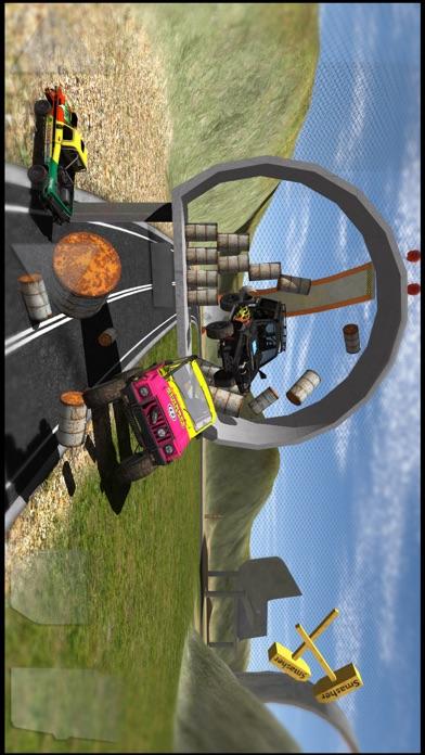 Extreme Car Crash Tricks App 截图