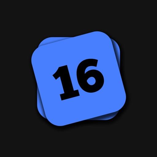 16 Squares - Puzzle Game