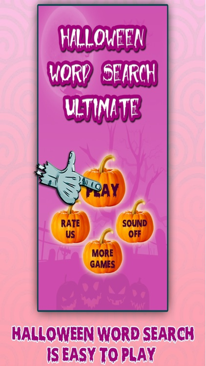 Halloween Word Search Ultimate