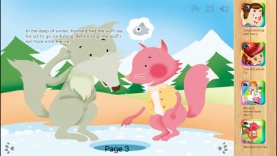Reynard the Fox -  iBigToy Screenshots