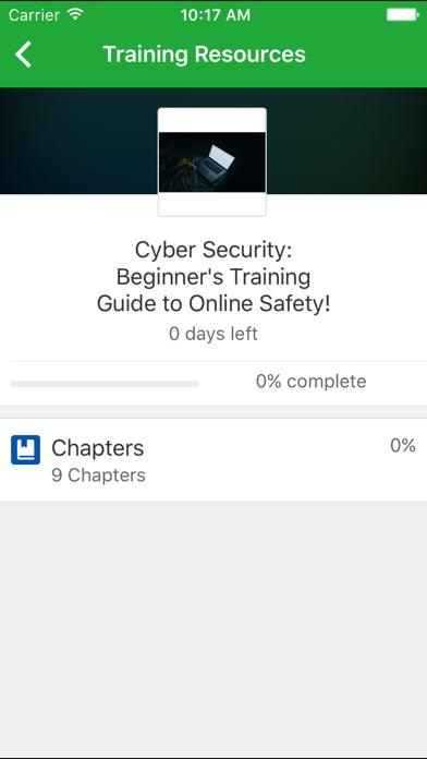 Cyber Security Training screenshot three